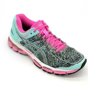 Asics Womens GEL Kayano 22 Running Shoes Size 8